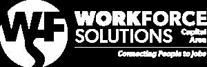WFSCA White Logo