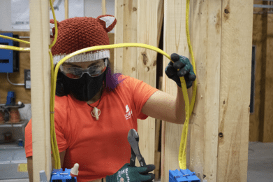 Austin needs more plumbers and other skilled trade workers. Now, residents can get paid to train into one of these careers.