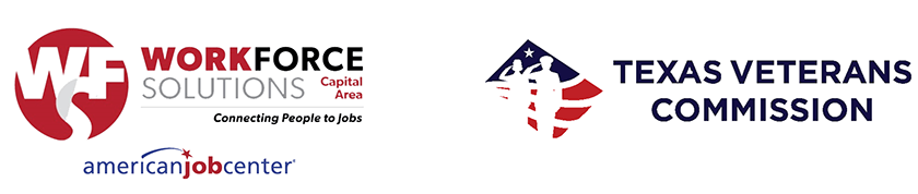 Workforce Solutions Capital Area and Texas Veterans Commission