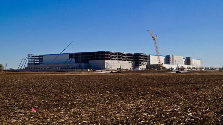 Landing the Amazon facility: Third time's a charm for Pflugerville