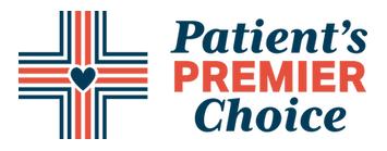 Patient's Premier Choice logo