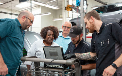 Workforce Solutions connects industry to the classroom with annual Teacher Externship Program