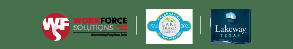 WFS + Lakeway logos