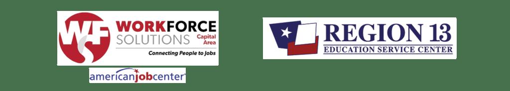 WFS + Region 13 logos